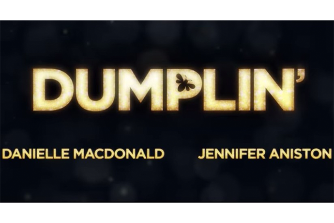 Photo of logo for Netflix movie Dumplin'.