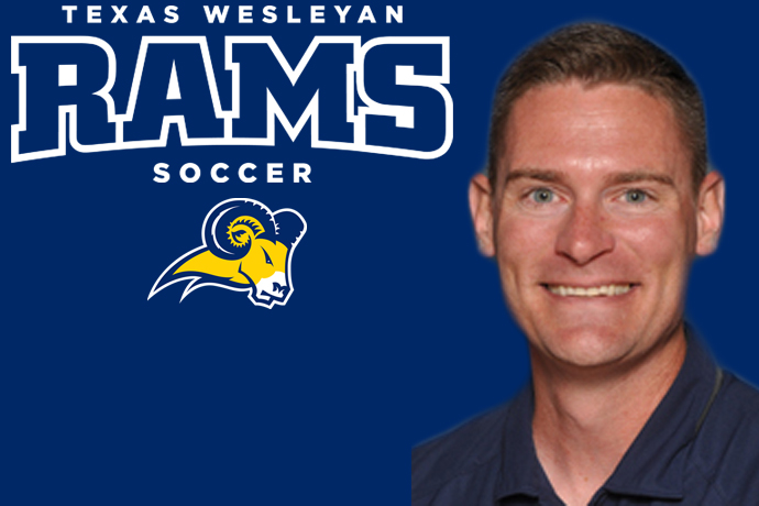 Photo of TXWES Women's Soccer Coach Josh Gibbs.