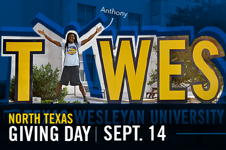Anthony Harper is a forensic accounting student at Texas Wesleyan University.
