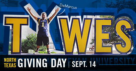 De'Marcus Nixon is a business and mass communication student at Texas Wesleyan