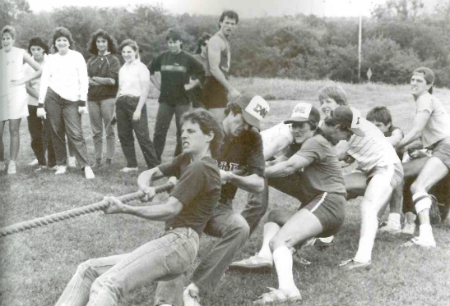 1980 Greek Week