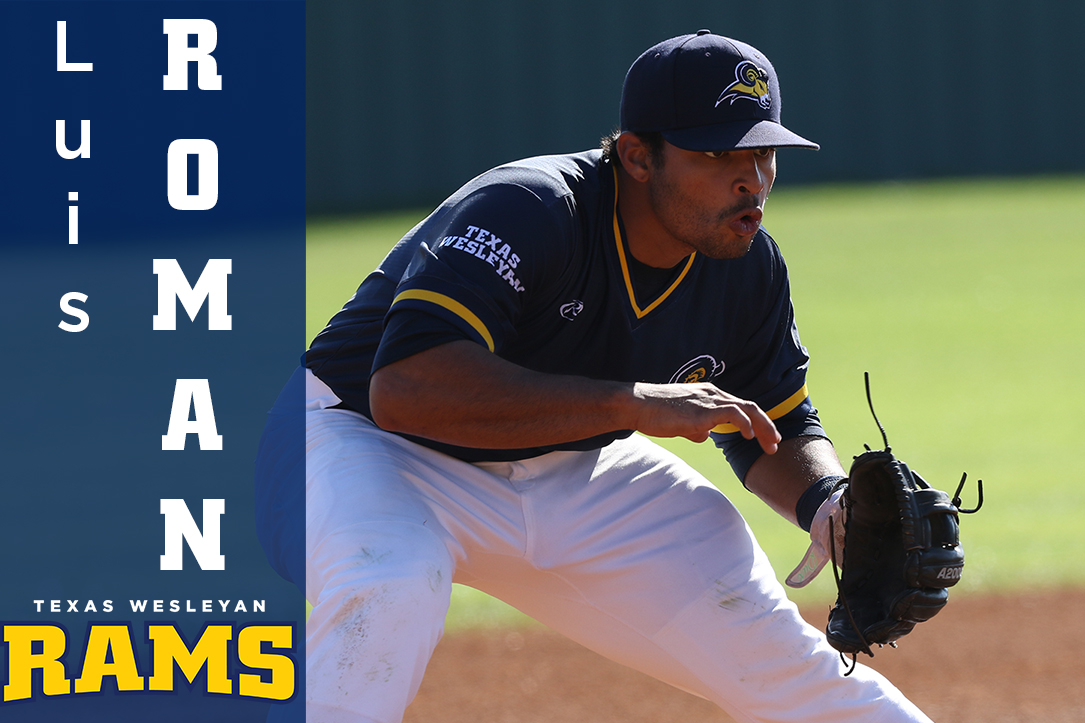 Luis Roman was selected in the 23rd round of the 2017 MLB Draft by the San Diego Padres.