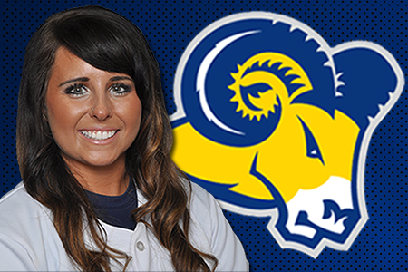 Amber Marlett named assistant coach for softball
