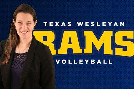 Texas Wesleyan Head Volleyball Coach Priscilla Morgan