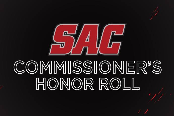 SAC Commissioner's Honor Roll graphic