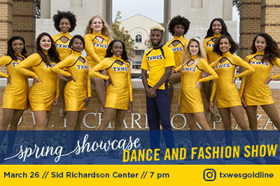Gold Line Dancers Spring Showcase. March 26, 2018