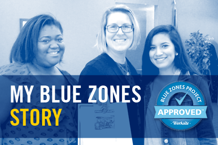 Image for Blue Zones stories
