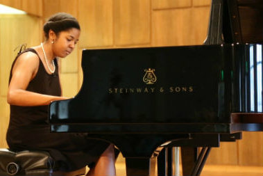 For the benefit of students, music enthusiasts and the entire Fort Worth community, Texas Wesleyan University is now home to a world-renowned Steinway piano, recently featured at the 2017 Van Cliburn International Piano Competition.