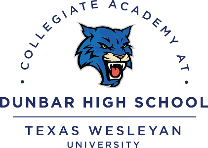 Image of Dunbar High School's logo