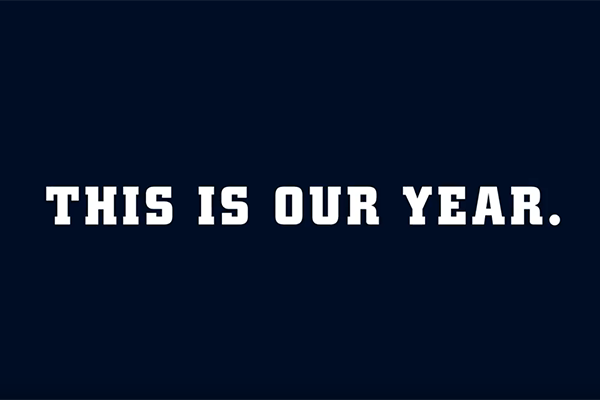 The new Texas Wesleyan Football commercial reveals the team's official uniforms, features four players and will run during the Dallas Cowboys game on Dec. 26 and throughout the College Football Playoffs.