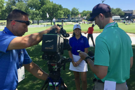 NBC's Golf Channel features new Ben Hogan Foundation Mentor Scholarship winner