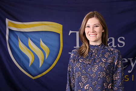Kelsey Dickson named admissions marketing specialist for graduate programs
