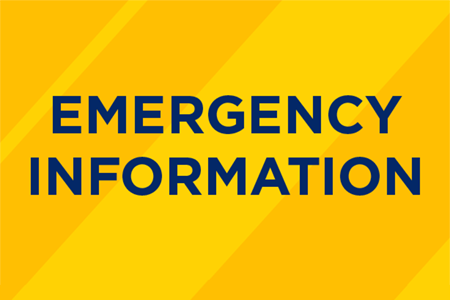 Campus Security and Risk Management are teaming up to present emergency training for all university employees. Attendance is mandatory, sign-up today.