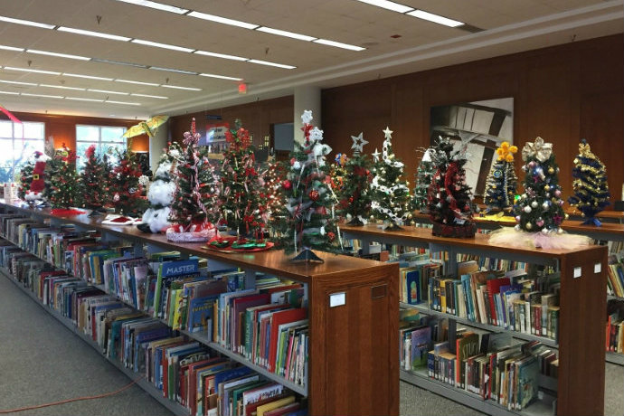 Christmas trees atop the juvenile collection 2018
