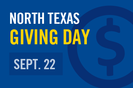 Donate to Texas Wesleyan on North Texas Giving Day