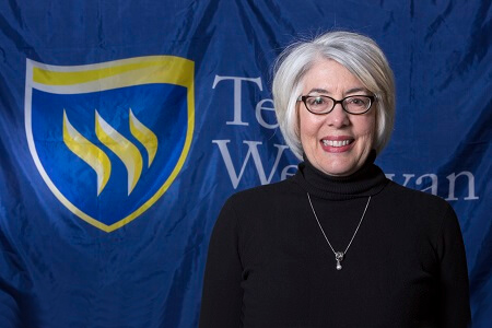 Music Professor at Texas Wesleyan, Julie Whittington McCoy Headshot