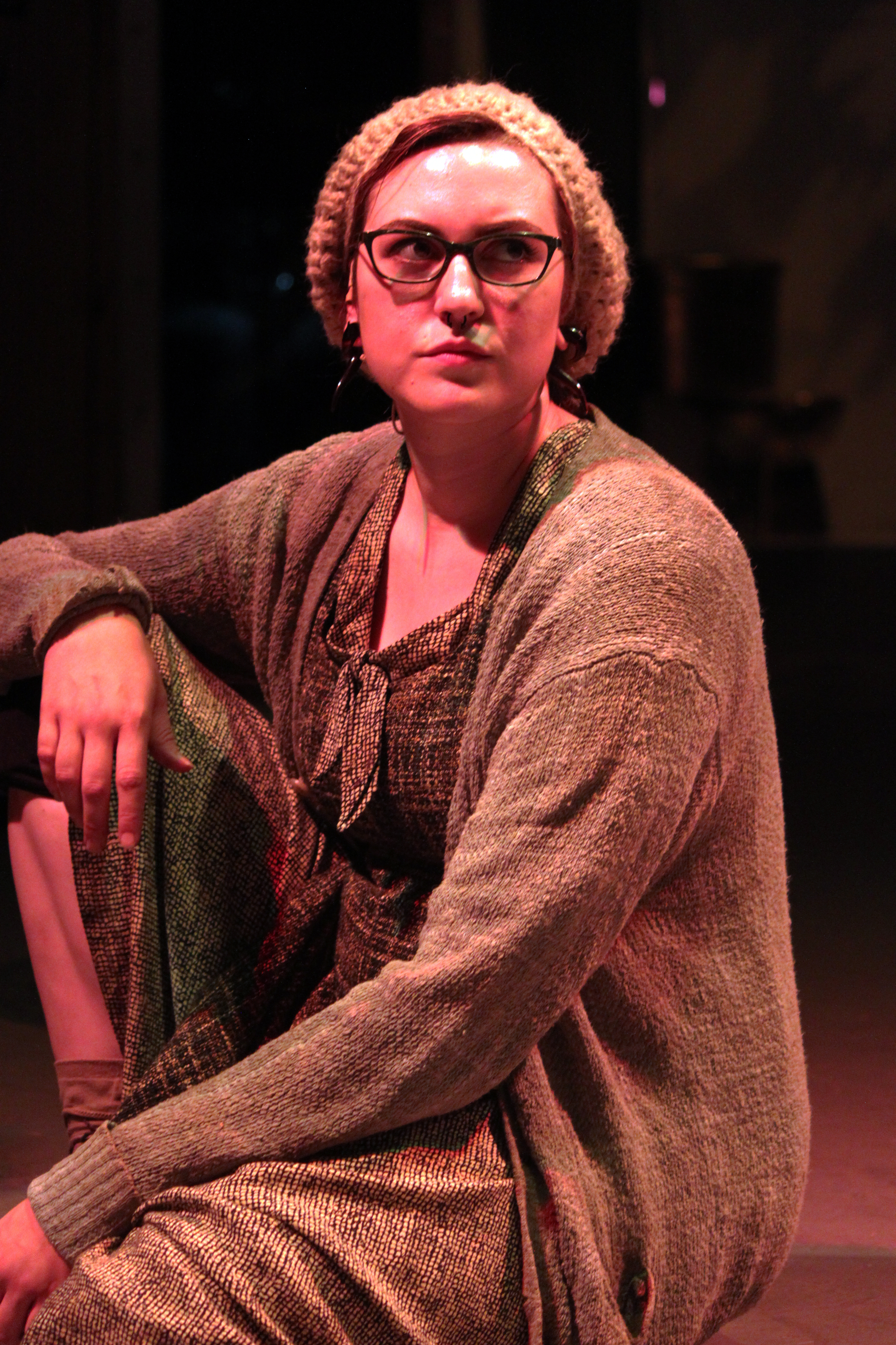 Holli Price in Urinetown The Musical, 2017
