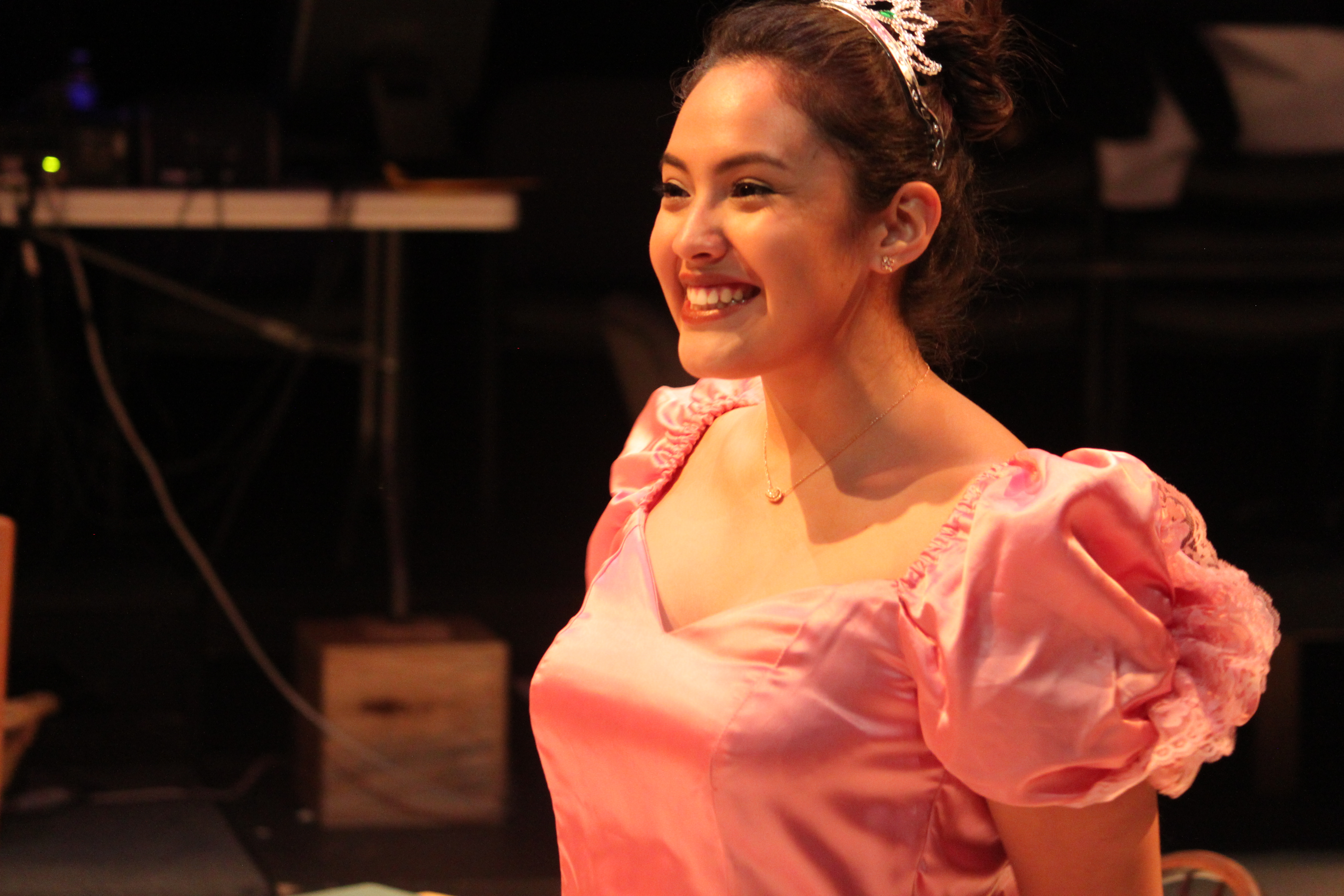 Crystal Salazar in Vanya and Sonia and Masha and Spike, 2017