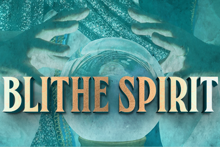 Blithe Spirit is an upcoming production in Theatre Wesleyans 2017-18 season