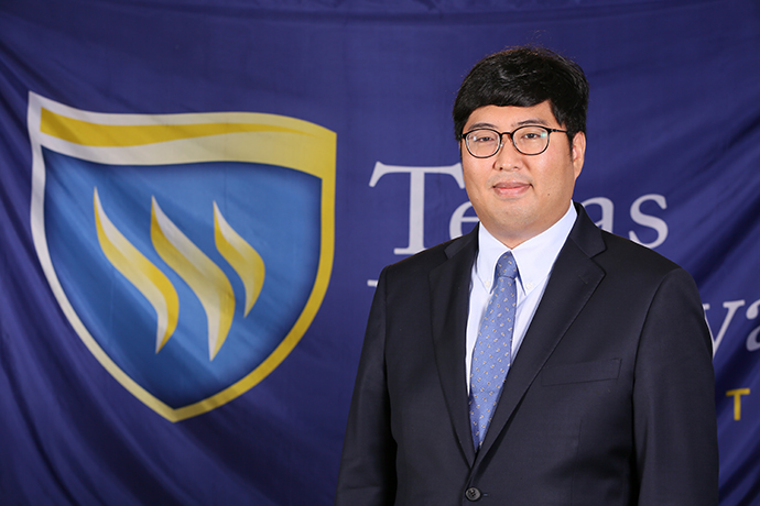 Portrait of Assistant Professor of Management, Dr. Junghoon Song