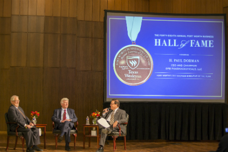 2017 Business Hall of Fame Honoree Q&A
