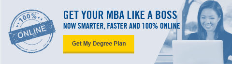 Get your MBA, like a boss.