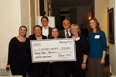 Young Philanthropy Group Awards Fort Worth Nonprofit