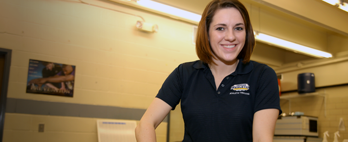 Get your athletic training degree from Texas Wesleyan University