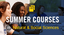 Find what Natural & Social Science courses are offered this summer and get a head start on registration.