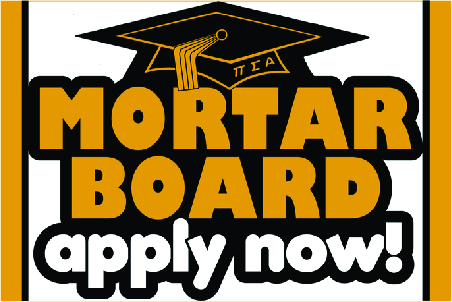 Mortar Board Applications