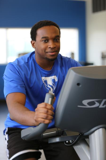 The Morton Fitness Center is open and available for Texas Wesleyan students, faculty and staff.