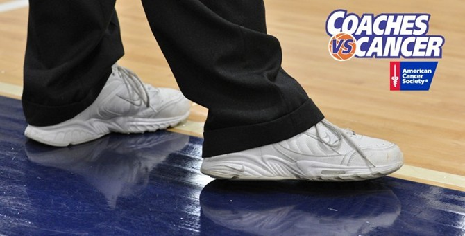 The Texas Wesleyan University men and women's basketball teams will be collecting donations to Coaches vs. Cancer as part of Suits & Sneakers Week on Sat., Jan. 24.