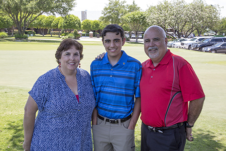 Josh Hinojosa, 18, of Fort Worth, has been selected as the 2016 Ben Hogan Foundation Mentor Scholarship recipient. The award includes a full ride to Texas Wesleyan and a business mentorship.