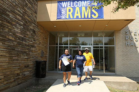 On Sunday, Aug. 14, the Residence Life team will kick off the Fall 2016 semester with its annual Opening Day festivities. The residence halls will open their doors at 9 a.m. and students will be able to move in to their new Texas Wesleyan home.