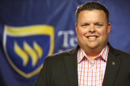Michael Poole joins facilities team as new director.