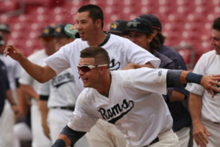 Baseball team on 16-game winning streak, ranked 20th nationally