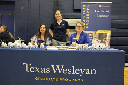 Take the next step in your collegiate career by attending the 2015 Graduate and Professional School Fair
