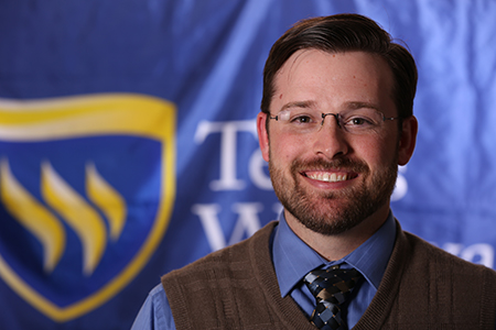 Dennis Hall named Interim Dean of Students at Texas Wesleyan University.