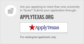 Apply to Texas Wesleyan University through applytexas.org.