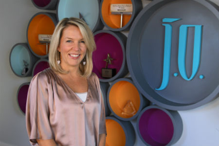Jennifer Henderson, Texas Wesleyan alumna, founder of J.O. Design