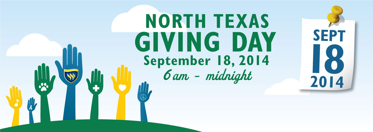 North Texas Giving Day image
