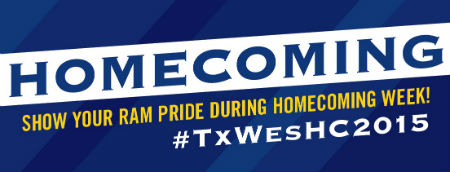 2015 Homecoming at Texas Wesleyan University