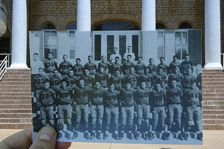 1936 Texas Wesleyan University Football Team
