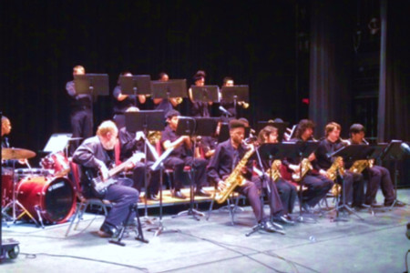 An image of the Jazz Festival at TCC