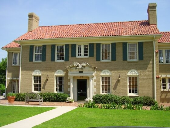 Historic Baker Martin House, Undergraduate Admissions