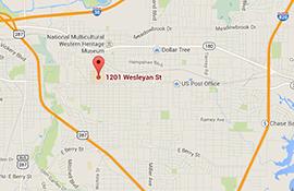Home Texas Wesleyan University