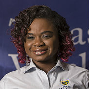 Transfer Counselor Adwoa Bonney-Graves