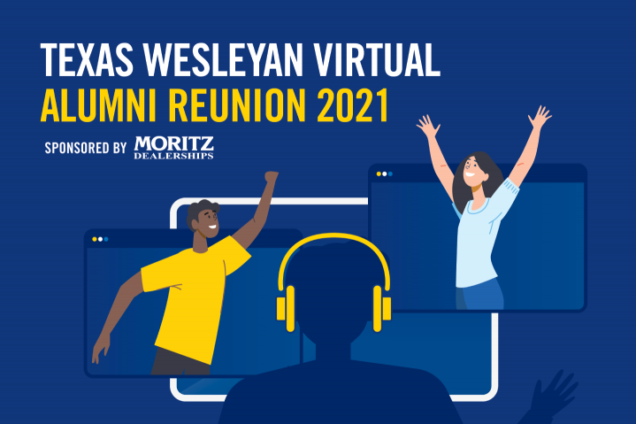 2021 Virtual Alumni Reunion Graphic
