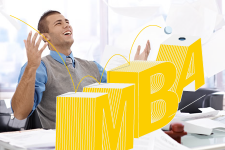 Image for cost benefit of an MBA blog article