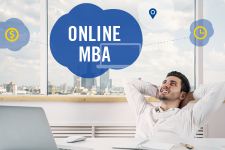 Image for what to expect in an online MBA blog article